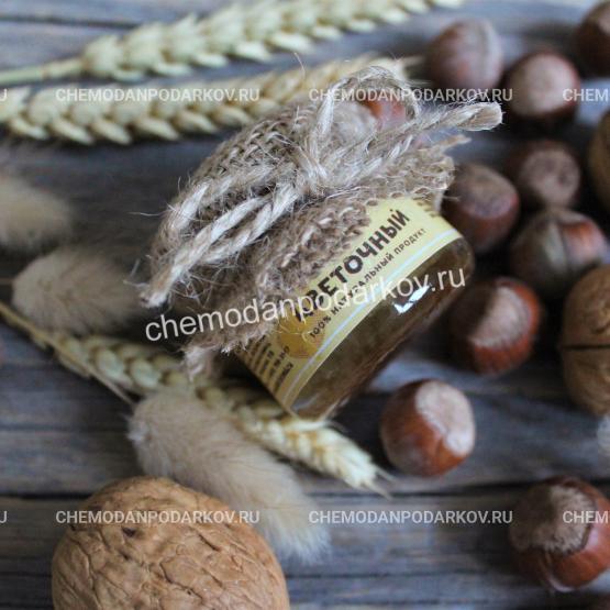Подарочный набор Ореховая подзарядка