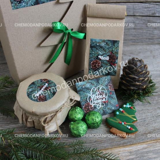 Подарочный набор Таежный дар