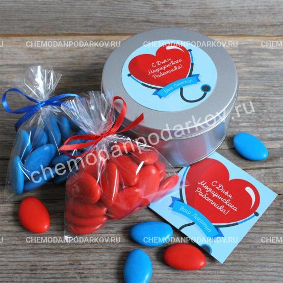 Подарочный набор Вкусная аптечка