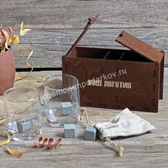 Подарочный набор Шкатулка виски