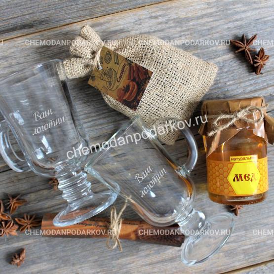 Подарочный набор Зимние пряности