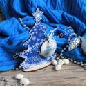Подарочный набор Морозная елочка