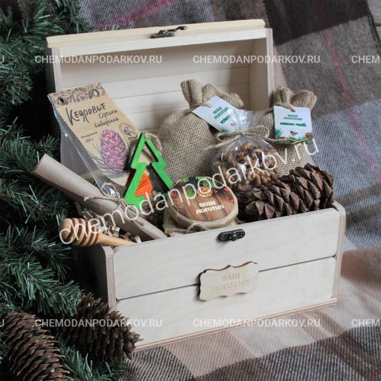 Подарочный набор Лесной секрет