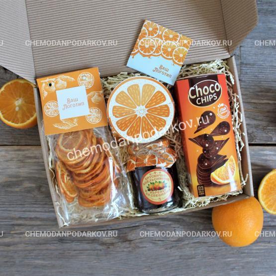 Подарочный набор Апельсиновое изобилие