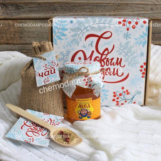 Подарочный набор Медовая рябина