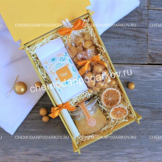 Подарочный набор Медовый апельсин