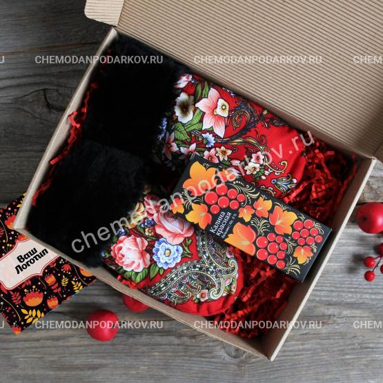 Подарочный набор Калина красная
