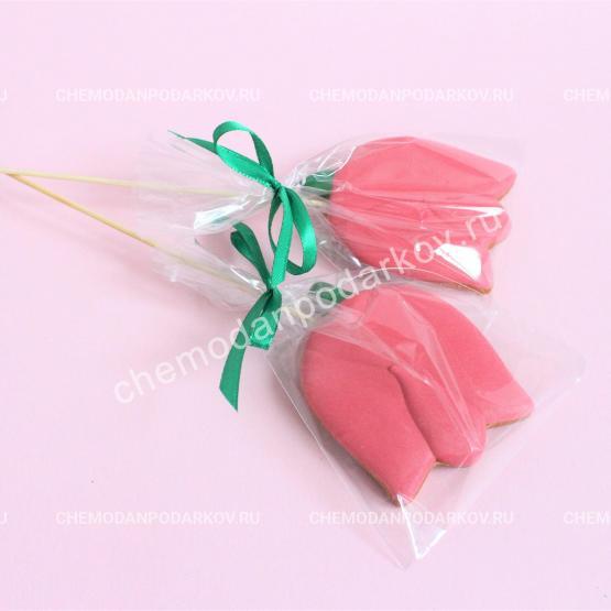 Подарочный набор Букет тюльпанов
