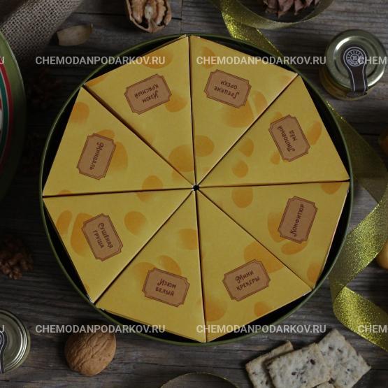 Подарочный набор Сырный торт