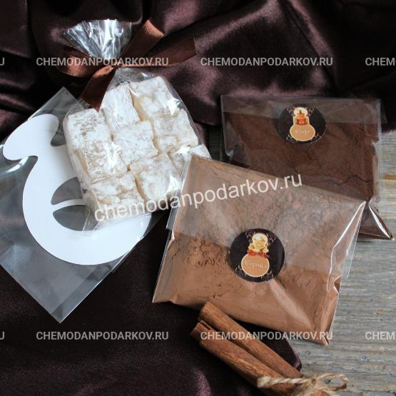 Подарочный набор Кофе с корицей