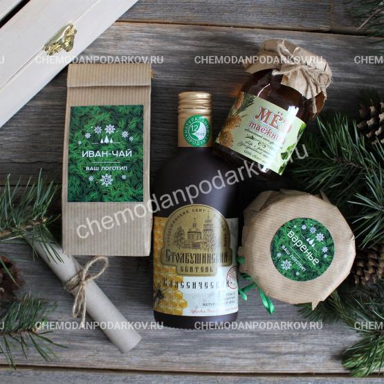 Подарочный набор Лесной сбор