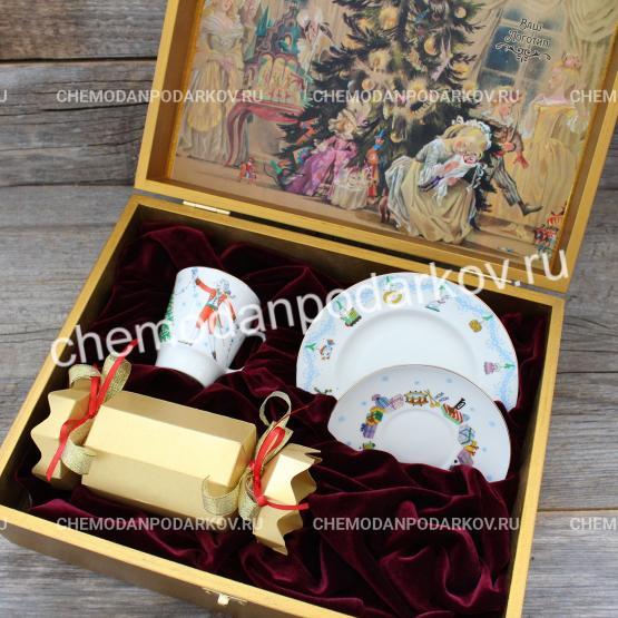 Подарочный набор Щелкунчик ВИП