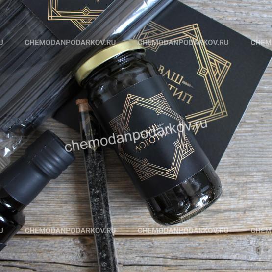Подарочный набор Black edition