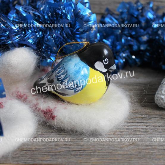 Подарочный набор Морозные пташки
