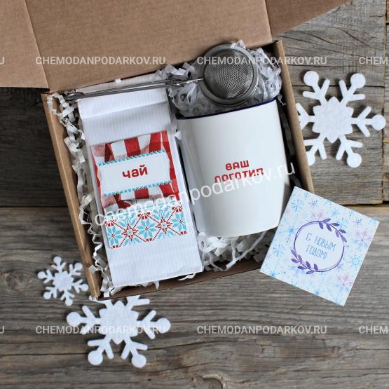 Подарочный набор Морозные снежинки