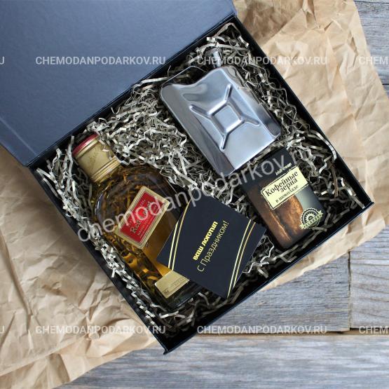 Подарочный набор Фляга