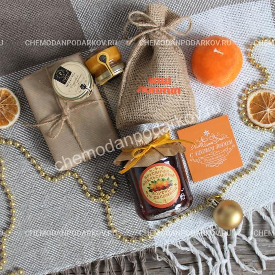 Подарочный набор Оранж стар