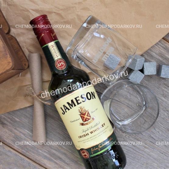 Подарочный набор Ирландец Джемесон