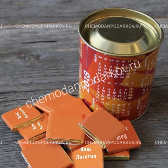 Подарочный набор Органайзер с шоколадом