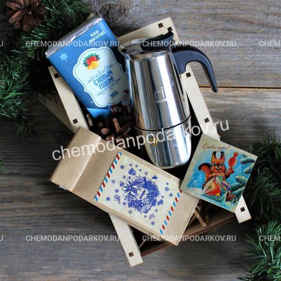 Подарочный набор Кремлевский кофе