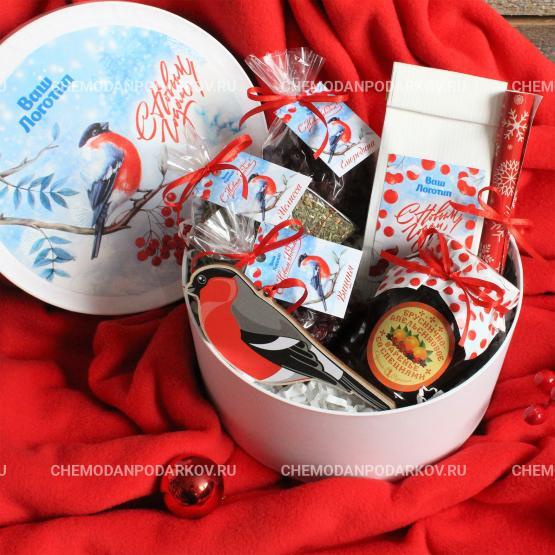 Подарочный набор Снегири прилетели