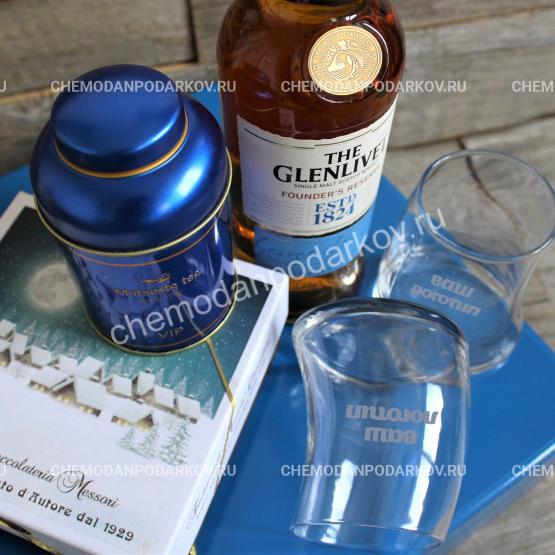 Подарочный набор Гленливет